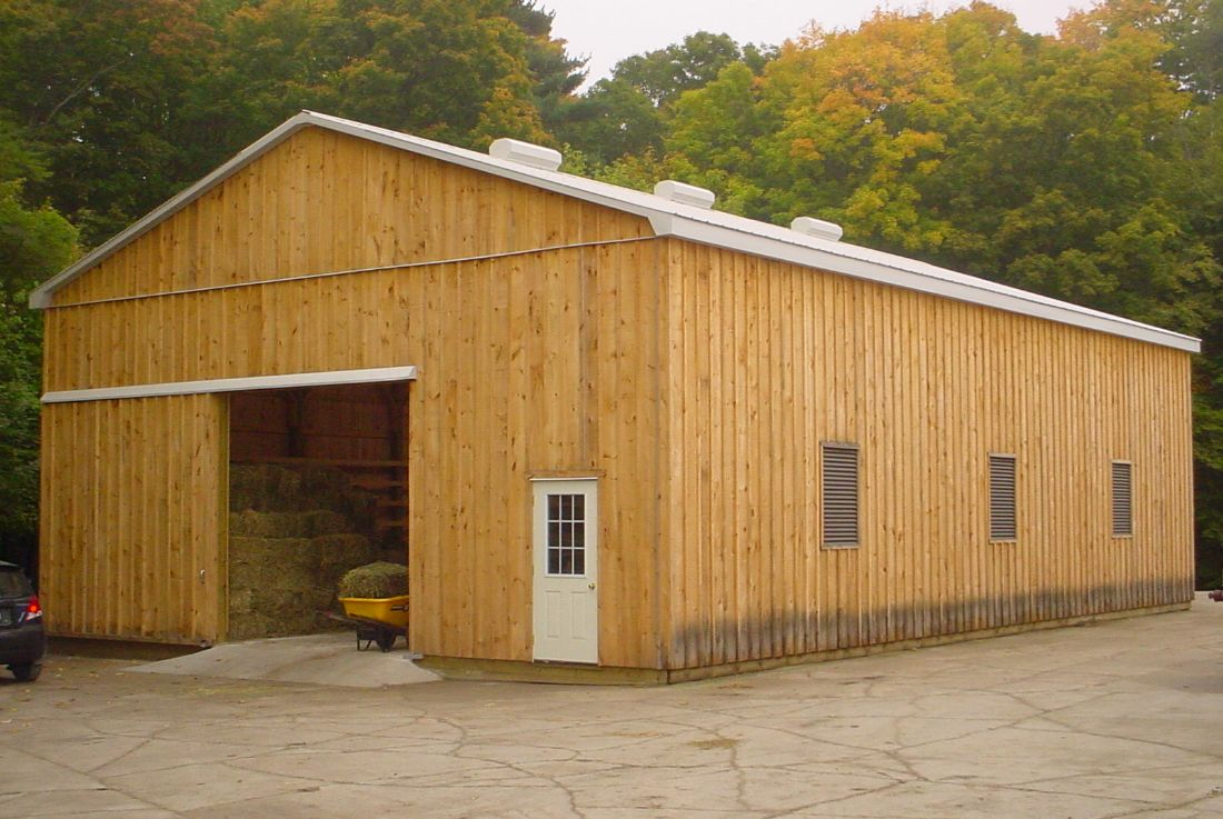Alstructural custom barn builders renovations storage for Barn builders ontario